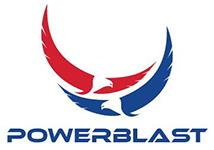 PowerBlast Gas Canopy Island Repair Coating Logo